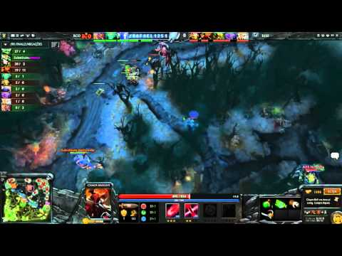 Battlecruiser Operational vs. Rise Gaming UGC SA Steel Playoffs Round 1 Game 1 Casted by Rafael1251