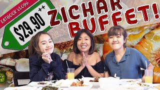 ALL-YOU-CAN-EAT ZI CHAR AT $29.90 | Eatbook Vlogs | EP 106