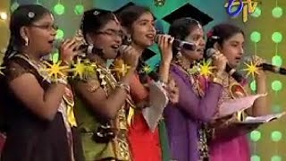 Padutha Theeyaga - పాడుతా తీయగా - 14th July 2014