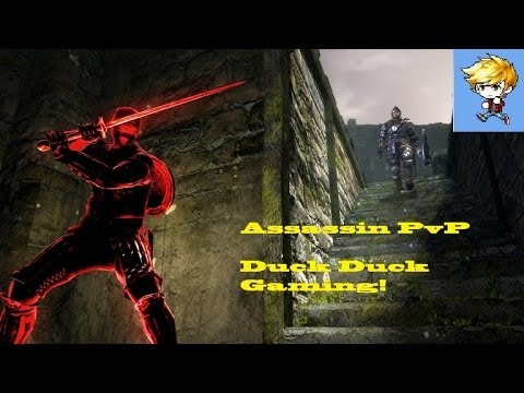 Shadow Dark Souls 2 Dark Souls 2 Assassin Pvp-duck