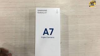 Samsung Galaxy A7 Unboxing   LT HUB