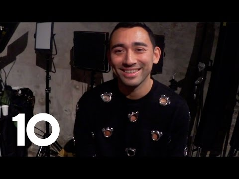 Up Close and Personal with Nicola Formichetti