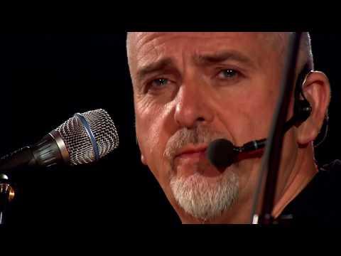 Peter Gabriel Red Rain music videos 2016
