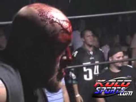 Kocosports.com Classic Combat TV: Mosca vs. Sideshow w/ Bam Bam Bigelow & Jerry Sags 2/2