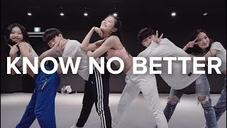download lagu Know No Better - Major Lazer Ft. Travis Scott, gratis