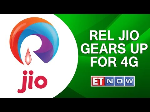 Reliance Jio Gears Up For 4G