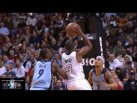 Dwyane Wade Offense Highlights 2012/2013 Part 4