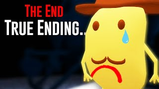 I FAILED and COMPLETED the TRUE ENDING.. (Piggy)