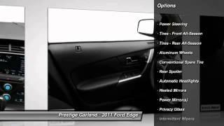 2011 Ford Edge Garland TX E1540A