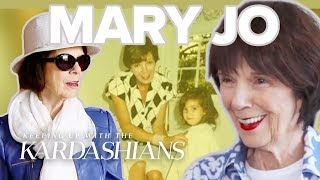 "Grandma Mary Jo's Most Memorable Moments On ""KUWTK"" 