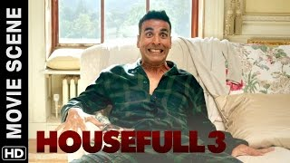Suck the Ants from Akshay's Pants | Housefull 3 | Movie Scene