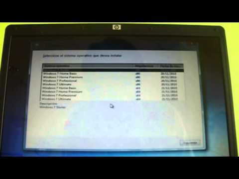 Como formatear mi pc o laptop e instalar windows 7 TUTORIAL