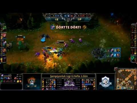 Yasuo Pentakill [Egzap] GameEkstra vs Dark Passage