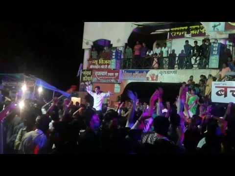 कर्मा banjo song in buldana रामनवमी