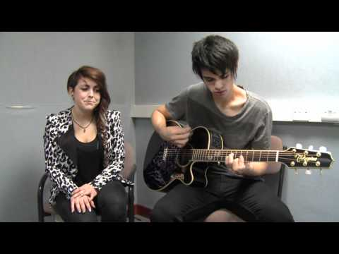 ATP! Acoustic Session: VersaEmerge - E.T. (Katy Perry Cover)