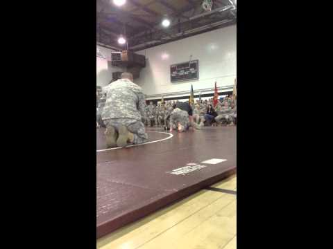 2014 Modern Army Combatives Tournament Finals 1st-2nd Place Image 1