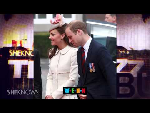 Prince William and Kate Middleton Visit Belgium for World War I Remembrance - The Buzz
