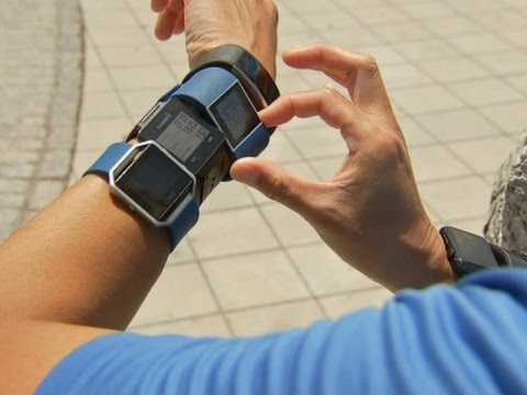 AP Review: Fitness Trackers