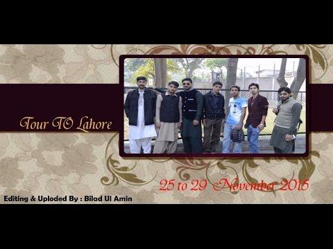 Tour To Lahore