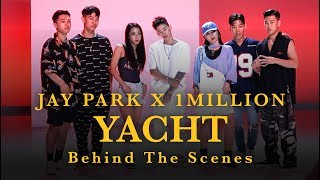 Jay Park X 1MILLION / Behind The Scenes of 'YACHT(k) (Feat. Sik-K)'