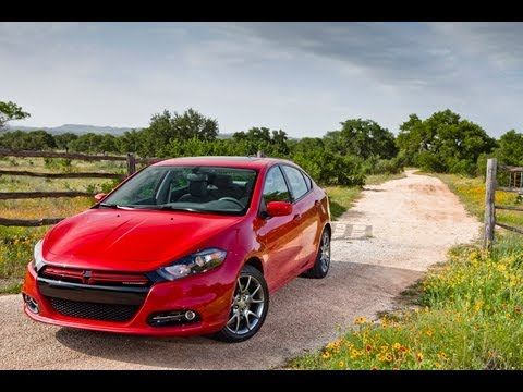 2013 Dodge Dart Video Review -- Edmunds.com