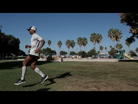 Meb Keflezighi's Marathon Workout