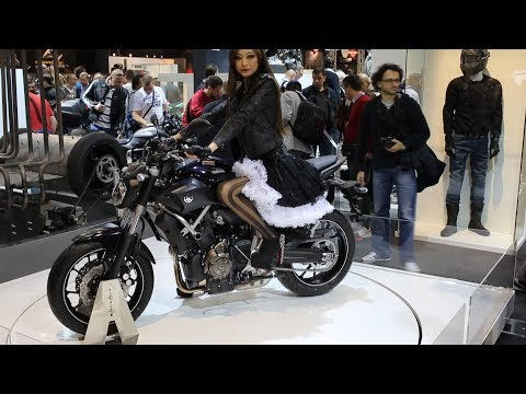 All new Yamaha MT 07 First look Motorcyclenews.com