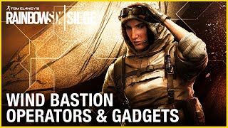 Rainbow Six Siege: Wind Bastion Operators Gameplay and Gadget Starter Tips | News | Ubisoft [NA]