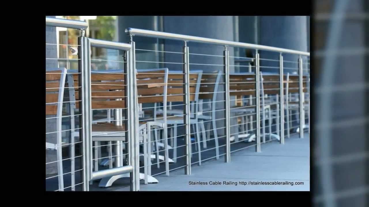 Cost Of Glass Railing System