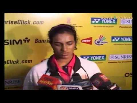 Shuttler Pv Sindhu Loses, India's Campaign Ends