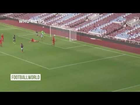 West Ham Wonder Goal ● Amazing Tiki-Taka ● Alex Song Crazy Passes