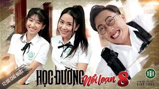 PHIM CẤP 3 - Phần 8 : Tập 14 | Phim Học Sinh Hài Hước 2018 | Ginô Tống, Kim Chi, Lục Anh