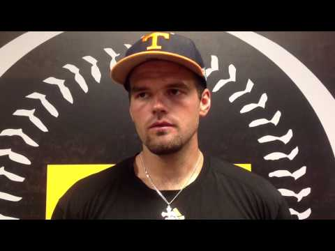 Nick Williams and Christin Stewart: Tennessee Baseball vs. Texas A&amp;M (5/17/13)