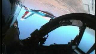 Patrouille De France Incockpit video