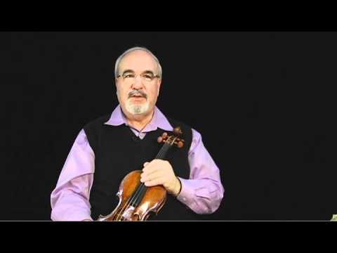 Glenn Dicterow on Bartók's Violin Concerto No. 1