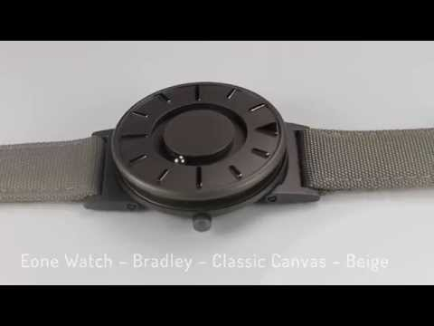 Eone Watch – Bradley – Classic Canvas – Beige Review