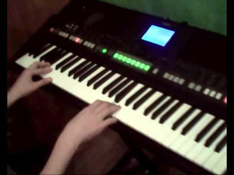 After Party tylko ona jedyna keyboard yamaha psr s650