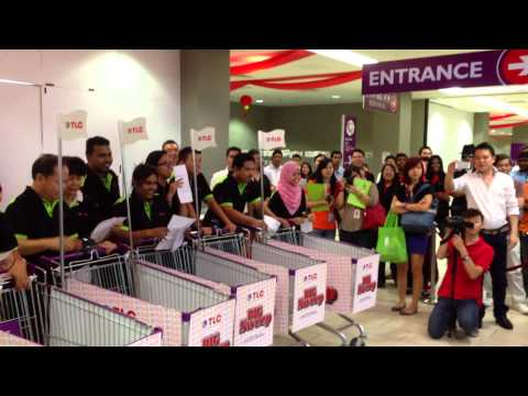 TLC Hypermarket 1 Shamelin Shopping Mall Big Sweep Event (3)