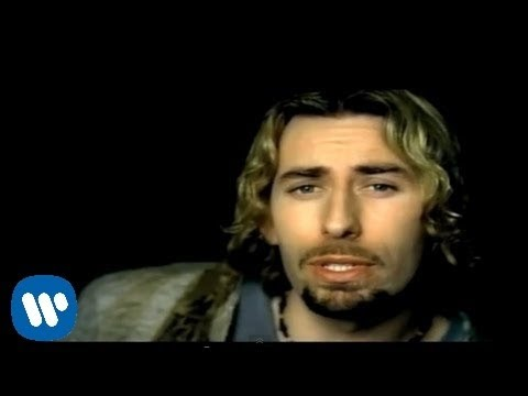 Nickelback - Savin Me OFFICIAL VIDEO
