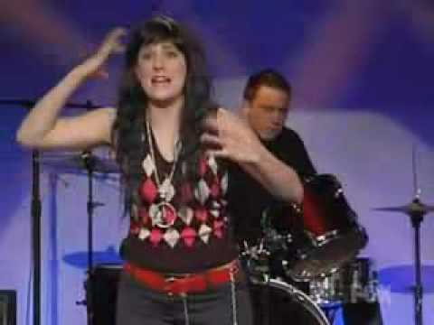 Ashlee Simpson - MAD TV Parody