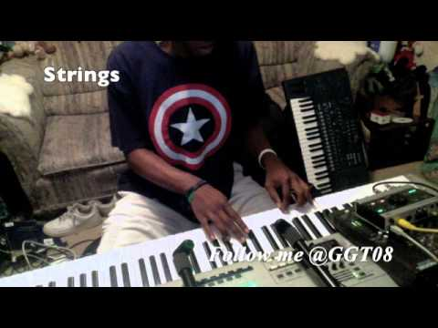 Rick Ross Feat. Usher touch N You Piano And Bass Cover video