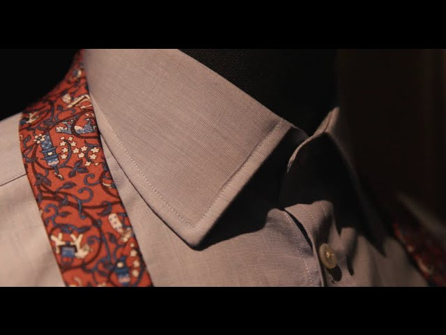 Types of Shirt Fit with Turnbull amp Asser