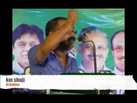 Km Shaji At Kannur video