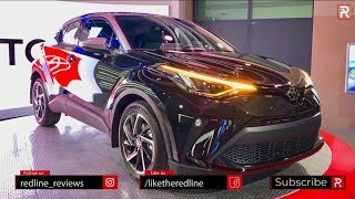 2020 Toyota C-HR – Redline: First Look