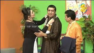 Zafri Khan with Khushboo, Amanat Chan and Iftikhar Thakur Drama Pyaari Full Comedy Clip 2019