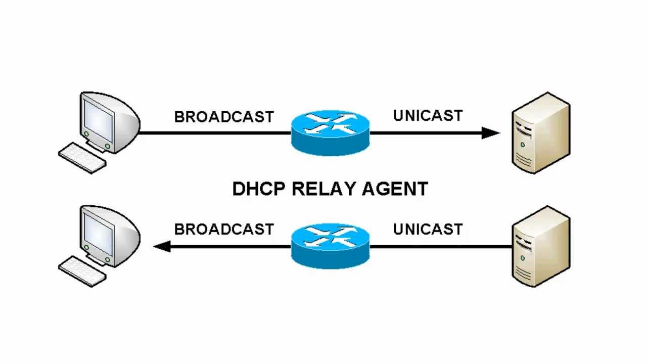 Dhcp relay agent overview youtube for Consul server vs agent
