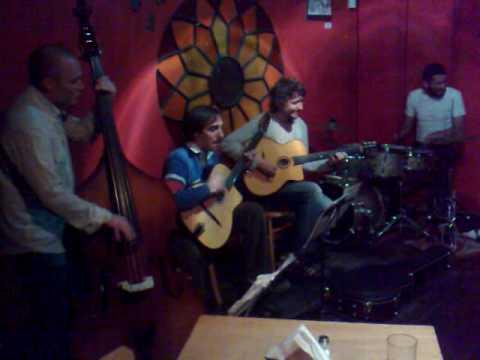 billets doux, Homenaje a Dlango Reinhardt y Oscar Aleman por Mood Swing La Plata
