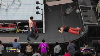 WWE 2K16 Ambrose