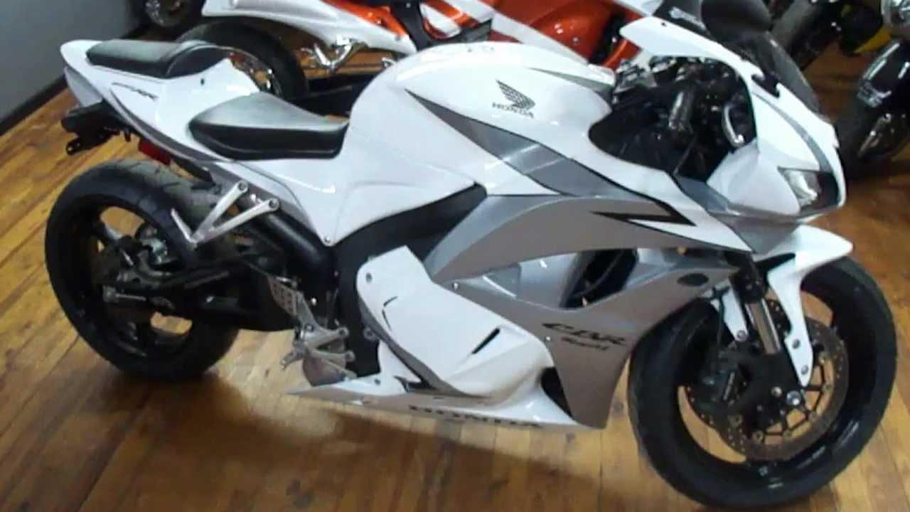 Honda Cbr 600 For Sale >> Custom CBR 600 RR by Garwood Custom Cycles - YouTube