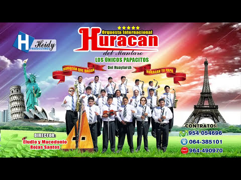 Huracan del mantaro 2014 Huaylarsh TEMA: Mix huaylarsh